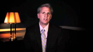 Majority Whip Kevin McCarthy On America Speaking Out