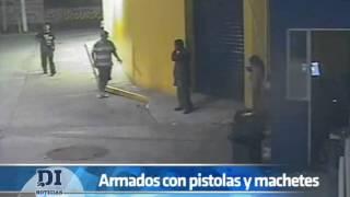 Asalto Gasolineras Primera Parte DInoticias Coatzacoalcos