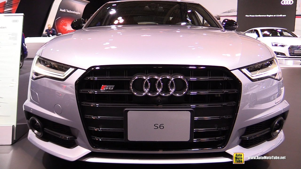 2017 Audi S6 Exterior And Interior Walkaround Toronto Auto Show