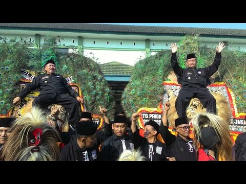 Halal Bihalal PSHT Di Direktorat Perhubungan Angkatan Darat ( DITHUBAD). Jl. Raya Bogor Km. 35