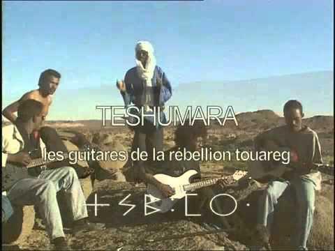 Teshumara - Guitars Of Tuareg Rebellion - Trailer / Astra Film Festival 2006 / International