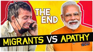 NOT Tiktok vs YouTube, it's Migrants vs Apathy!! | The Deshbhakt's - #RoastChallenge for CarryMinati