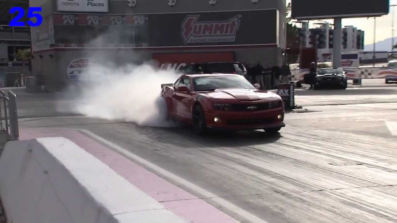 Sema Show A Las Vegas Auto Elaborate E Potenti Youtube