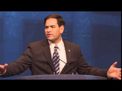 Marco Rubio: A New American Century