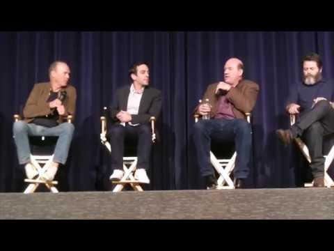 """The Founder"" Q&A Highlights Michael Keaton, Laura Dern & Cast & Director John Lee Hancock"