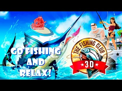 The Fishing Club 3D (Free to Play) - Gameplay - PC HD [1080p]
