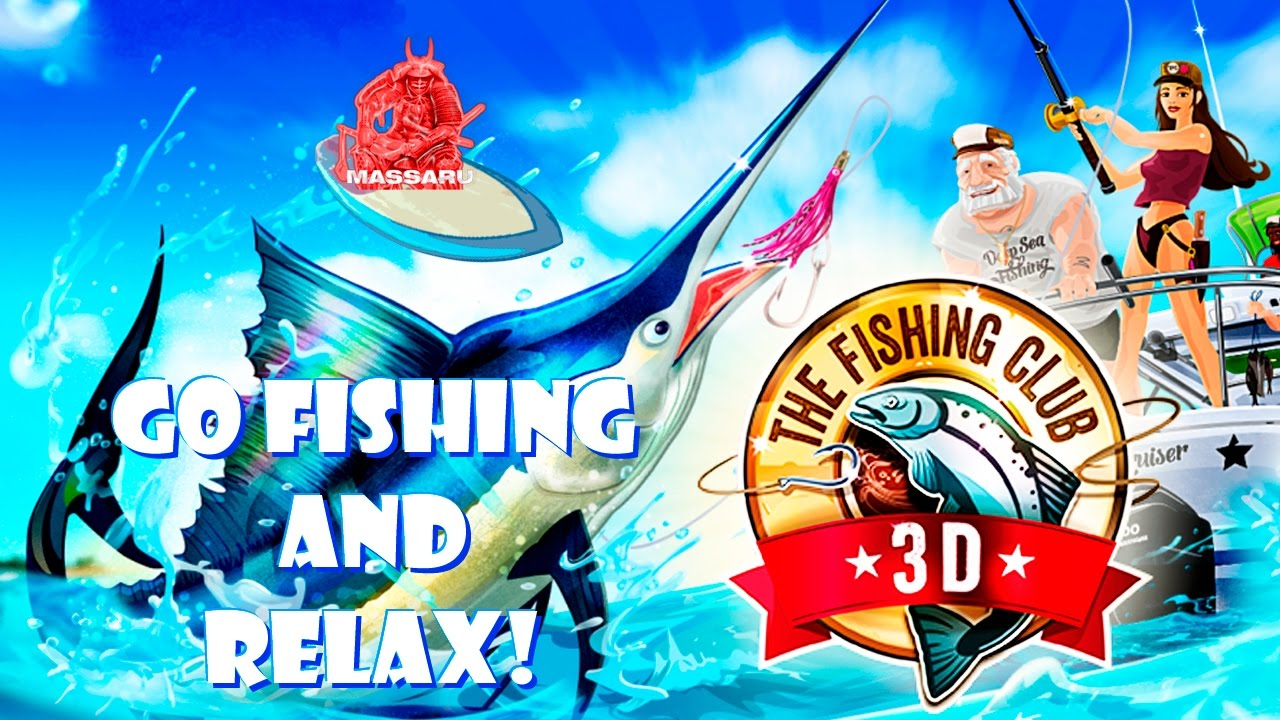 The fishing club 3d free to play gameplay pc hd for The fishing club 3d