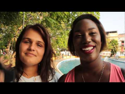 Video Blog: An interview with our Girls Empowerment volunteers, Anika & Nikki