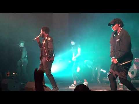 Jussie Smollett - Hurt People Hurt People (Live In Johannesburg)