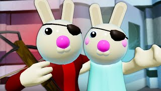 Bunny Has A Brother?! A Roblox Piggy Movie (Book 2 Story)