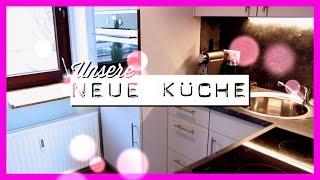 Unsere neue Küche! Fliesen verschönern #Wohnprinz