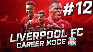 FIFA 16 Liverpool Career Mode - WELCOME TO THE ERIKSEN & CORREA SHOW! - Season 3 Episode 12