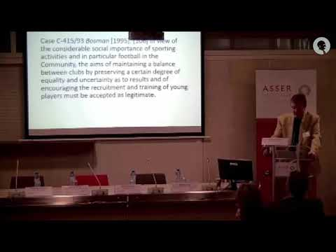 ISLJ Conference 2017 – Keynote Lecture by Stephen Weatherill (Oxford University)