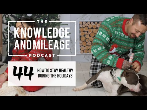 EP 44: Kris Gethin's 10 Tips to Stay Healthy During the Holidays - 동영상