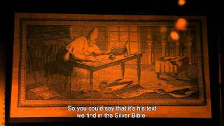 The Silver Bible at Uppsala University added to Memory of the World Register thumbnail
