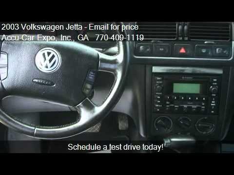 2003 Volkswagen Jetta GLS 1.8T - for sale in Doraville, GA 3