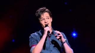Adam Ladell sings