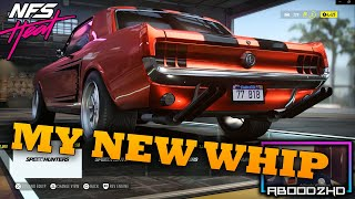 Need for Speed Heat Gameplay part 1  MY NEW WHIP  - intro (nfs heat)