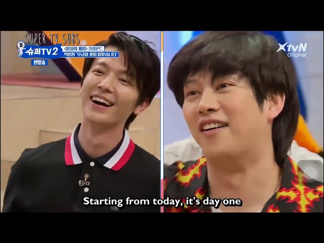 Super Junior DongHae Cute Moments