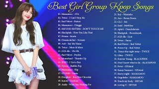 Kpop Playlist 2020 - Best Girl Group Kpop Of Songs For Cafe, Study...