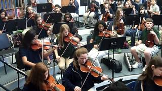 Jewett Academy Orchestra - Night Rider