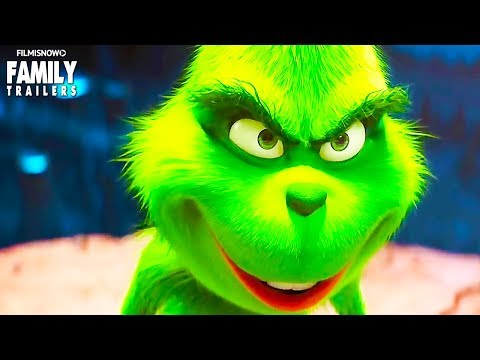 THE GRINCH Finally Steals Christmas In Final Trailer (Animation 2018)