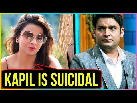 """Kapil Sharma Is SUICIDAL & I Am Scared"" Says Kapil Sharma's EX Girlfriend Preeti Simoes"