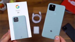 Google Pixel 5 Unboxing!