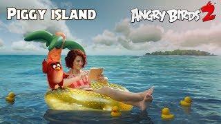 "Angry Birds 2 | ""Piggy Island"""