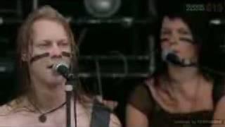 Ensiferum-Windrider live at wacken 2008(pro-shot)