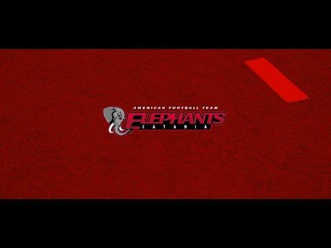 ELEPHANTS CATANIA - AMERICAN FOOTBALL TEAM