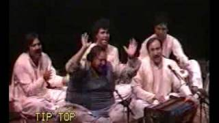 NUSRAT FATHA ALI KHAN EVER BEST QWALI PART 1