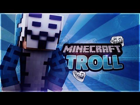 FINGO DI ESSERE KENDAL - Minecraft ITA TROLL #10 [CON REAZIONE]