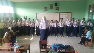 Clean bandit - rockabye ft sean paul and anne marrie covered by 8J (chmbr class)