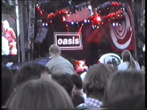 OASIS  -  COLUMBIA at LOCH LOMOND 1996
