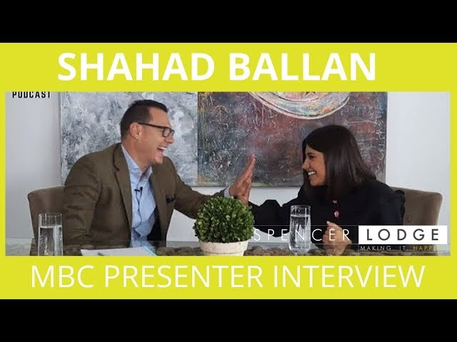 Shahad Ballan - Superstar MBC TV Presenter Overcoming a Life-changing Accident