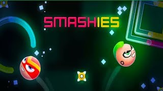 Smashies: Balls on tap, hop to the top!