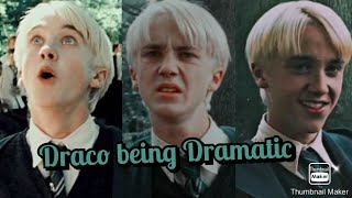 Draco Malfoy being dramatic for 6 minutes straight