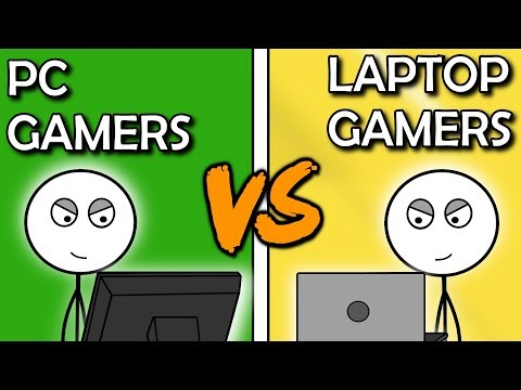download PC Gamers VS Laptop Gamers