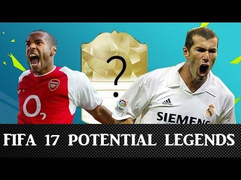 FIFA 17 | New Legends Prediction