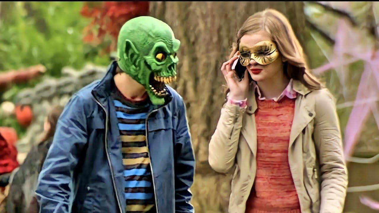 Girl vs Monster (2012) Movie Explained in Hindi | Fantasy teen comedy Film Summarized in हिन्दी/Urdu