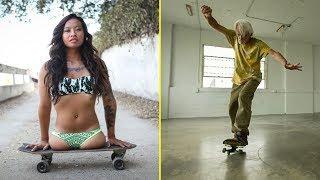 These People Deserve Respect! (Skateboarding)