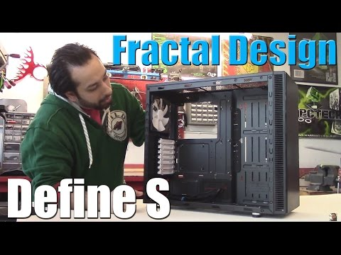 Fractal Design Define S Mid Tower Case Review, $89.99 Retail