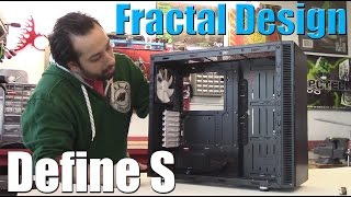 Fractal Design Define S Mid Tower Case Review, $79.99 Retail
