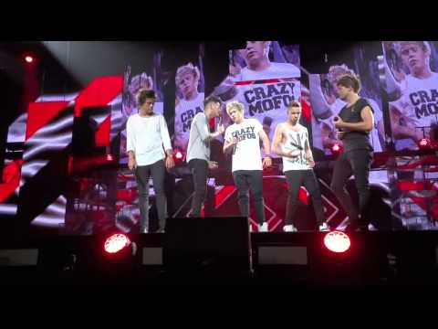 Loved You First One Direction Columbus 6-18-13