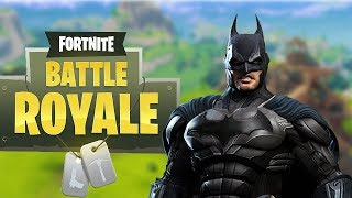 Being BATMAN in FORTNITE - Fortnite Funny Moments (Voice Trolling)