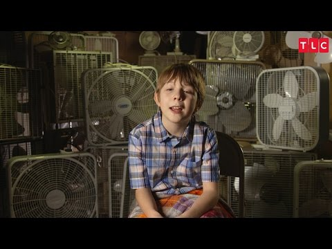 Meet Reece, King of the Fans | My Kid's Obsession