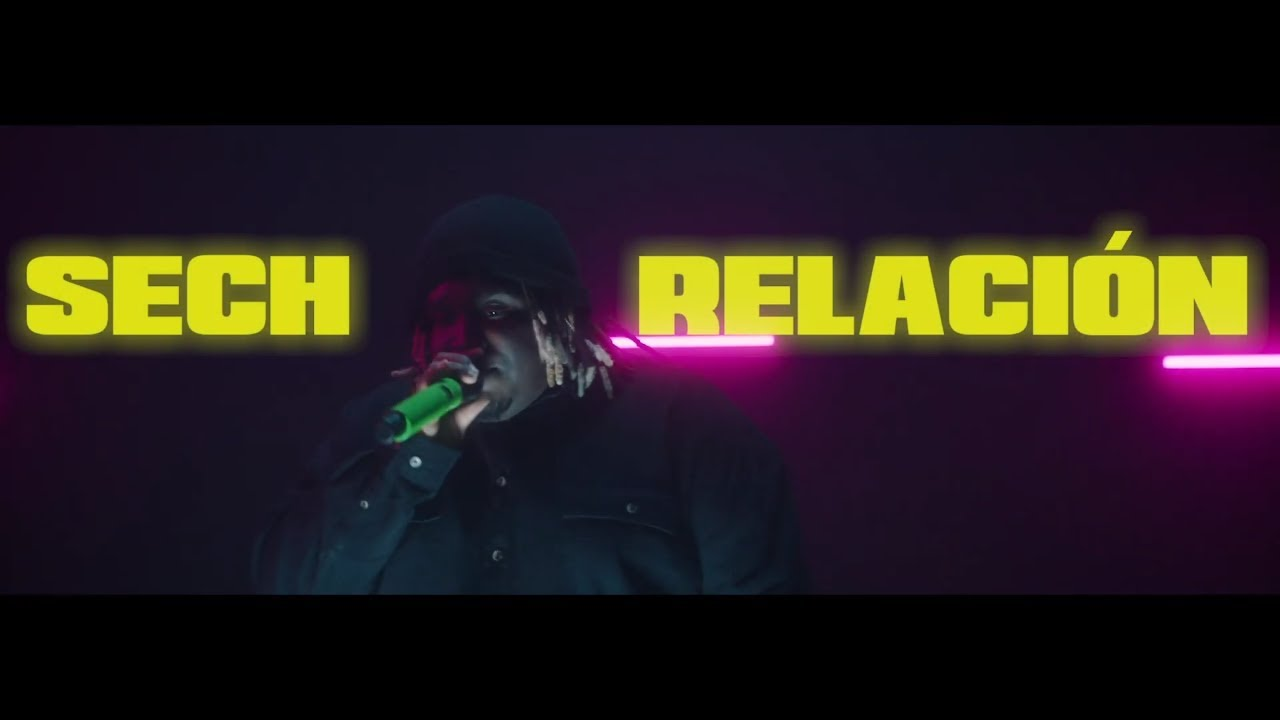 """Sech Performs """"Relacion"""" Live on the Honda Stage"""