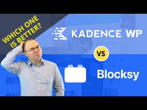 Kadence Theme vs Blocksy Theme - Which is Better (Full comparison)