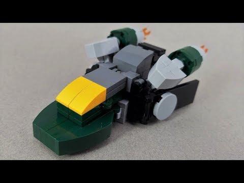 Lego Transformers #86 - Solarstream!